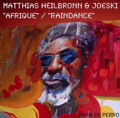 Matthias Heilbronn - Afrique