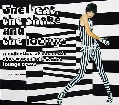 The beat, the shake and the lounge
