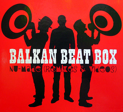 Balkanbeatbox Nu Made