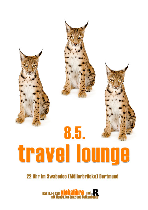 Travel Lounge am 8. Mai