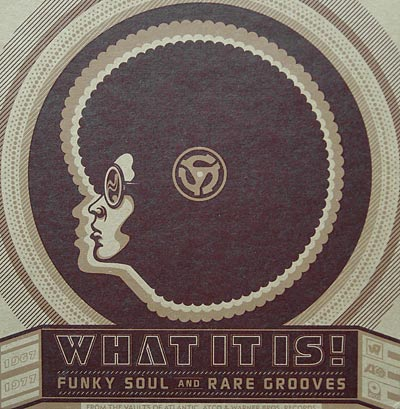 What is it? Funky soul and rare grooves